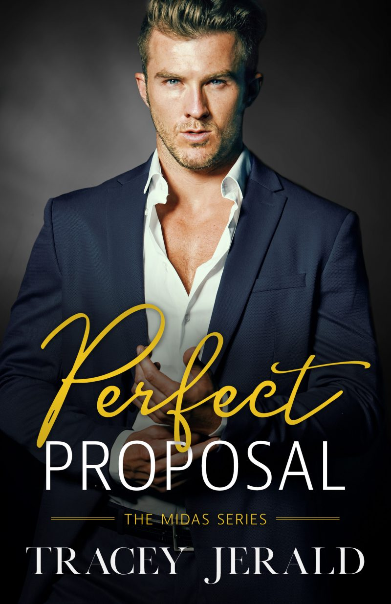 Cover Reveal & Giveaway: Perfect Proposal (Midas #1) by Tracey Jerald