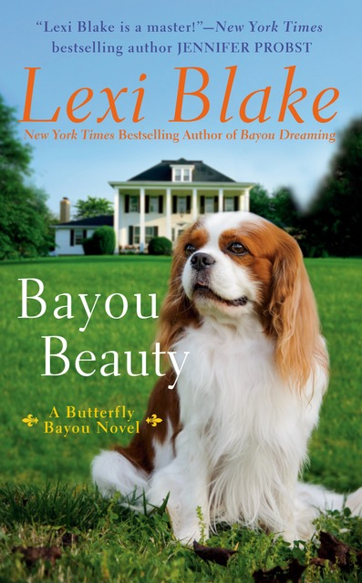 Cover Reveal: Bayou Beauty (Butterfly Bayou #4) by Lexi Blake