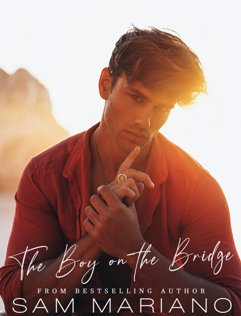 Cover Reveal: The Boy On The Bridge by Sam Mariano