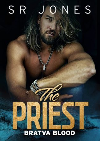 Cover Reveal: The Priest (Bratva Blood #5) by SR Jones