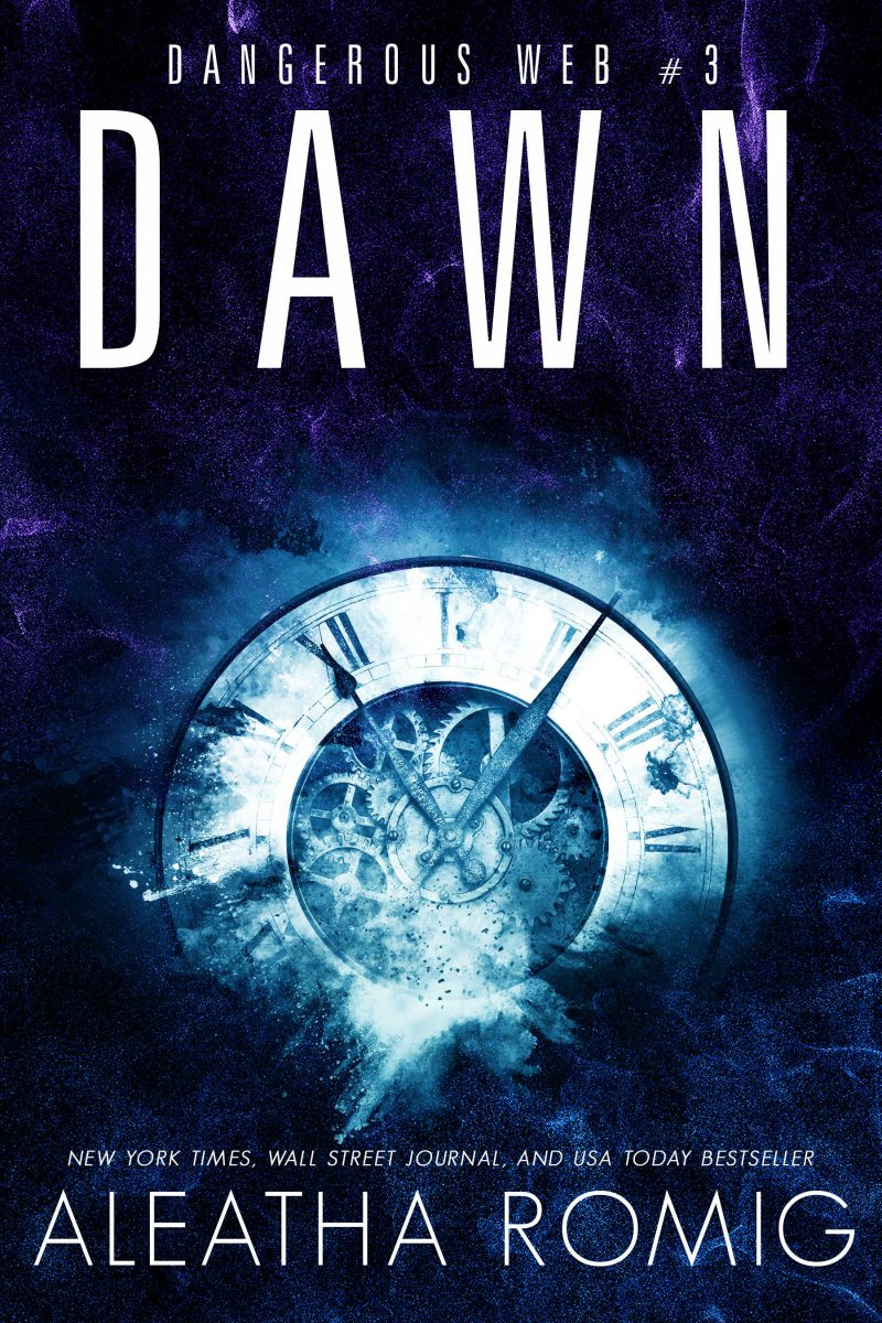 Release Day Blitz: Dawn (Dangerous Web #3) by Aleatha Romig