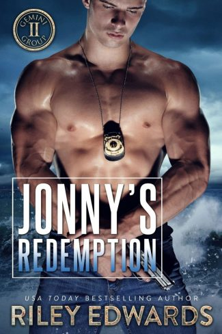 Release Day Blitz: Jonny's Redemption (Gemini Group #7) by Riley Edwards