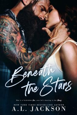 Release Day Blitz: Beneath the Stars (Falling Stars #4) by AL Jackson