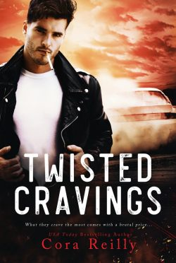 Release Day Blitz: Twisted Cravings (The Camorra Chronicles #6) by Cora Reilly