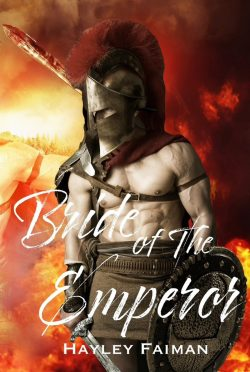 Cover Reveal: Bride of the Emperor (The Prophecy of Sisters #4) by Hayley Faiman