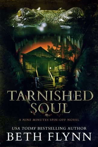 Cover Reveal: Tarnished Soul by Beth Flynn