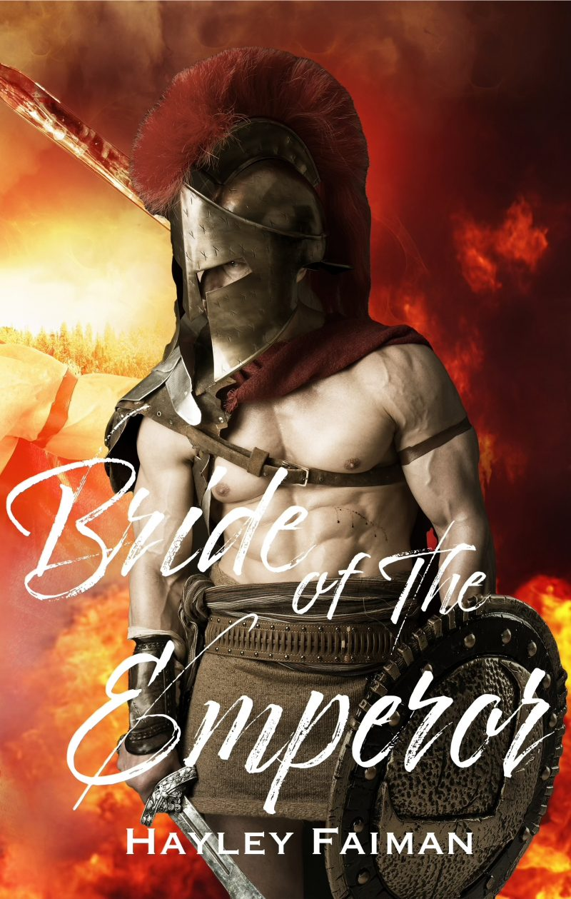 Release Day Blitz: Bride of the Emperor (The Prophecy of Sisters #4) by Hayley Faiman