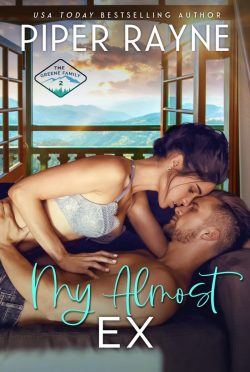 Release Day Blitz: My Almost Ex (The Greene Family #2) by Piper Rayne