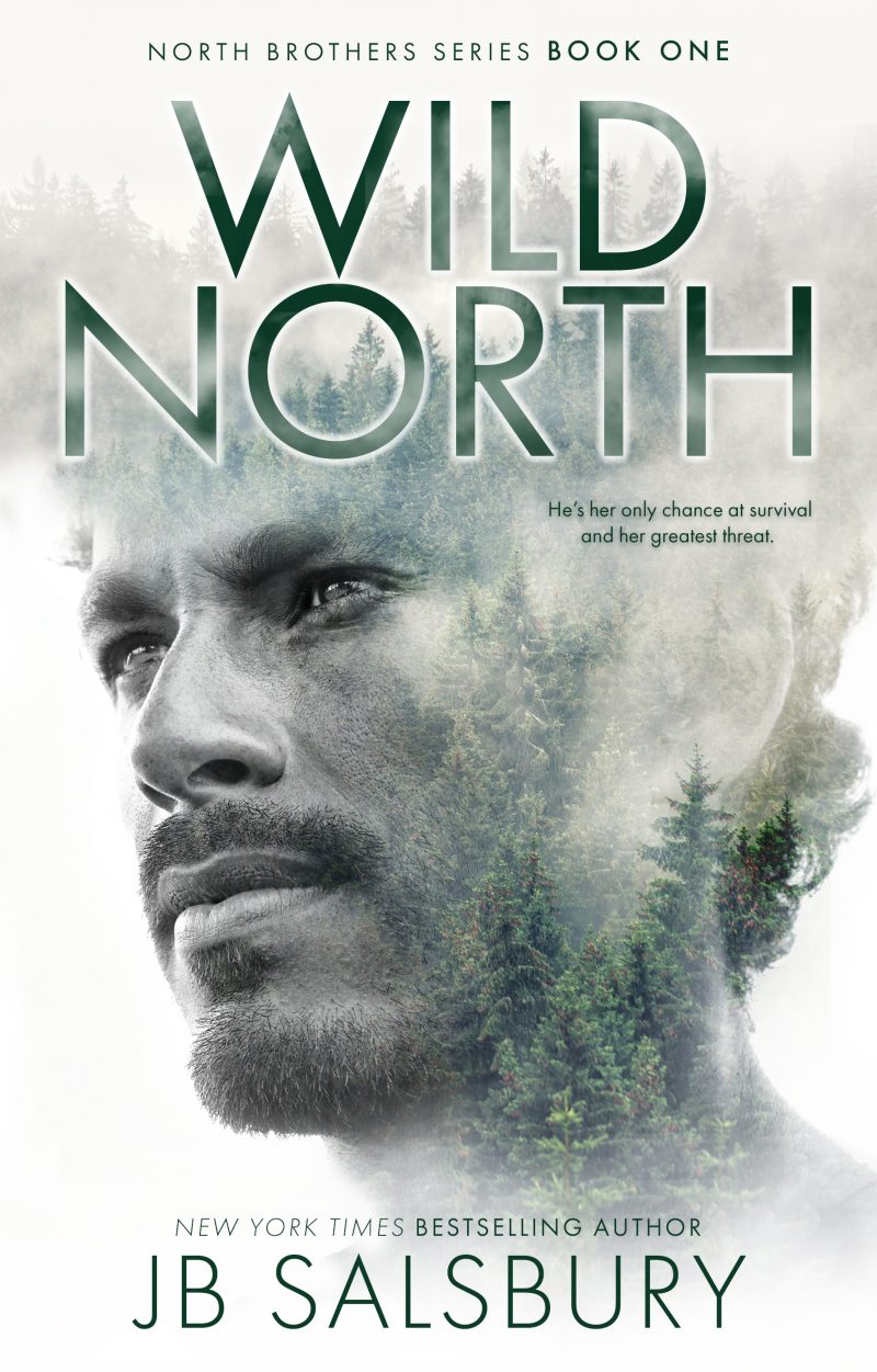 Cover Reveal: Wild North (The North Brothers #1) by JB Salsbury