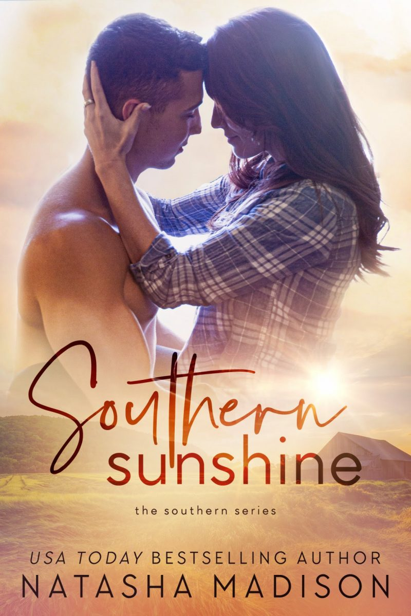 Cover Reveal: Southern Sunshine (Southern #8) by Natasha Madison