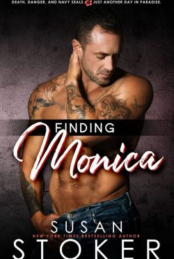 Cover Reveal: Finding Monica (SEAL Team Hawaii #4) by Susan Stoker