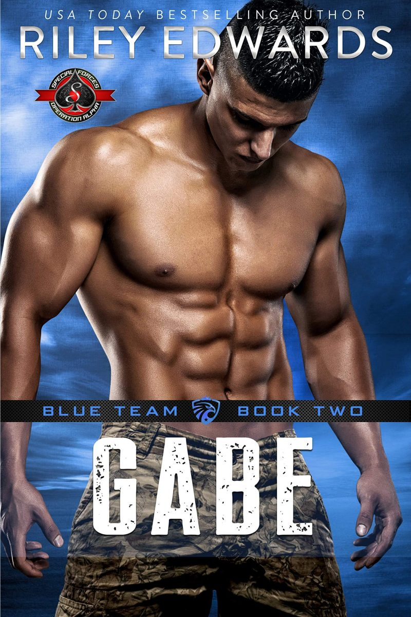 Release Day Blitz: Gabe (Blue Team #2) by Riley Edwards