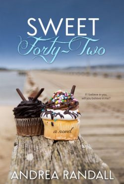 Cover Reveal & Giveaway : Sweet Forty-Two (November Blue #3) by Andrea Randall