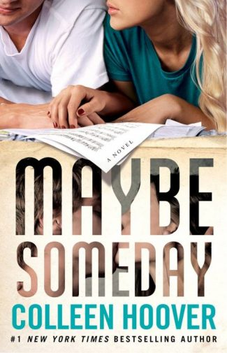 Cover Reveal: Maybe Someday by Colleen Hoover