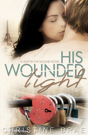 Review & Giveaway: His Wounded Light (TLITW #2) by Christine Brae