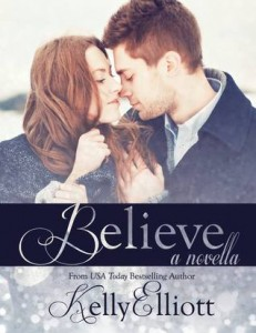 Kelly Elliott - Believe