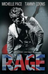 Michelle Pace - Rage