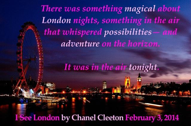 Teaser1 London