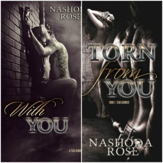 Review & Giveaway: With You & Torn From You (Tear Asunder #0.5 & #1) by Nashoda Rose