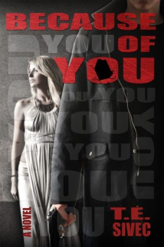 Review: Because of You (Playing with Fire #2) by Tara Sivec