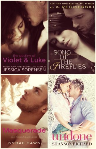 Forever Young Blog Tour featuring Jessica Sorensen, J.A. Redmerski, Shannon Richard and Nyrae Dawn