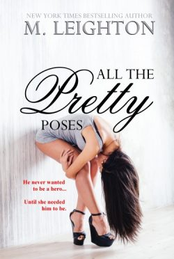 Review & Giveaway: All the Pretty Poses (Pretty #2) by M. Leighton
