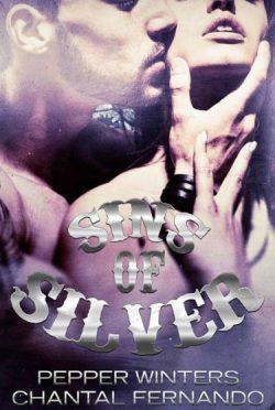 Cover Reveal: Sins of Silver by Pepper Winters & Chantal Fernando
