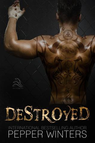 Cover Reveal: Destroyed by Pepper Winters