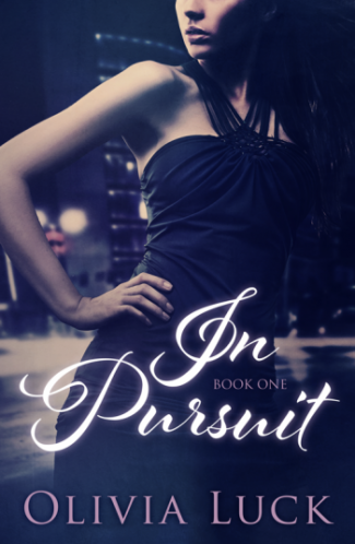 Cover Reveal: In Pursuit by Olivia Luck