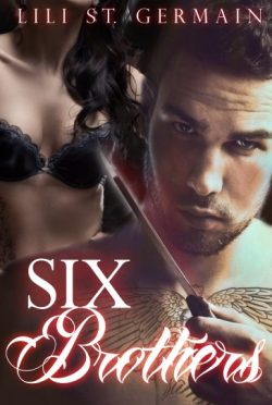 Cover Reveal & Giveaway: Six Brothers (Gypsy Brothers #2) by Lili St. Germain