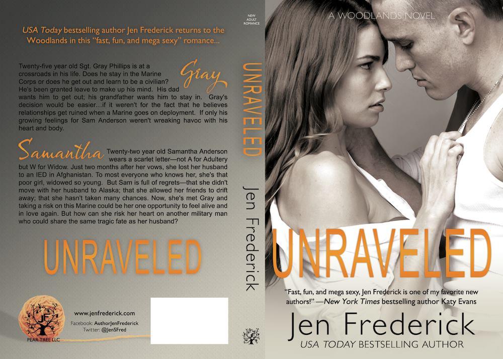 unraveled full wrap