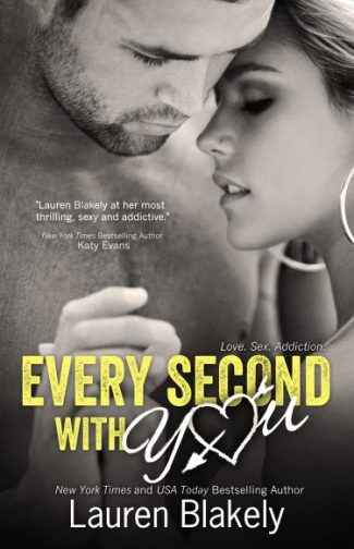 Release Day Launch & Giveaway: Every Second With You (No Regrets #2) by Lauren Blakely