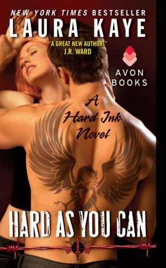 Release Day Blitz & Giveaway: Hard as You Can (Hard Ink #2) by Laura Kaye