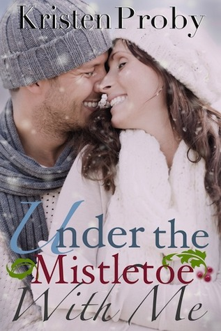 Under the Mistletoe With Me Cover
