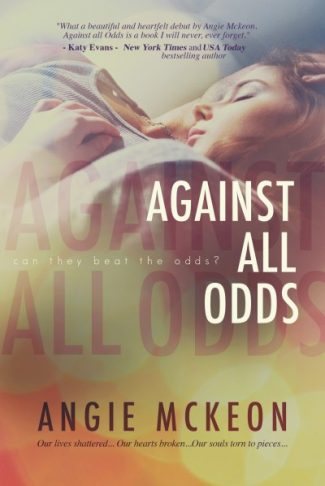Cover Reveal & Giveaway: Against All Odds by Angie McKeon