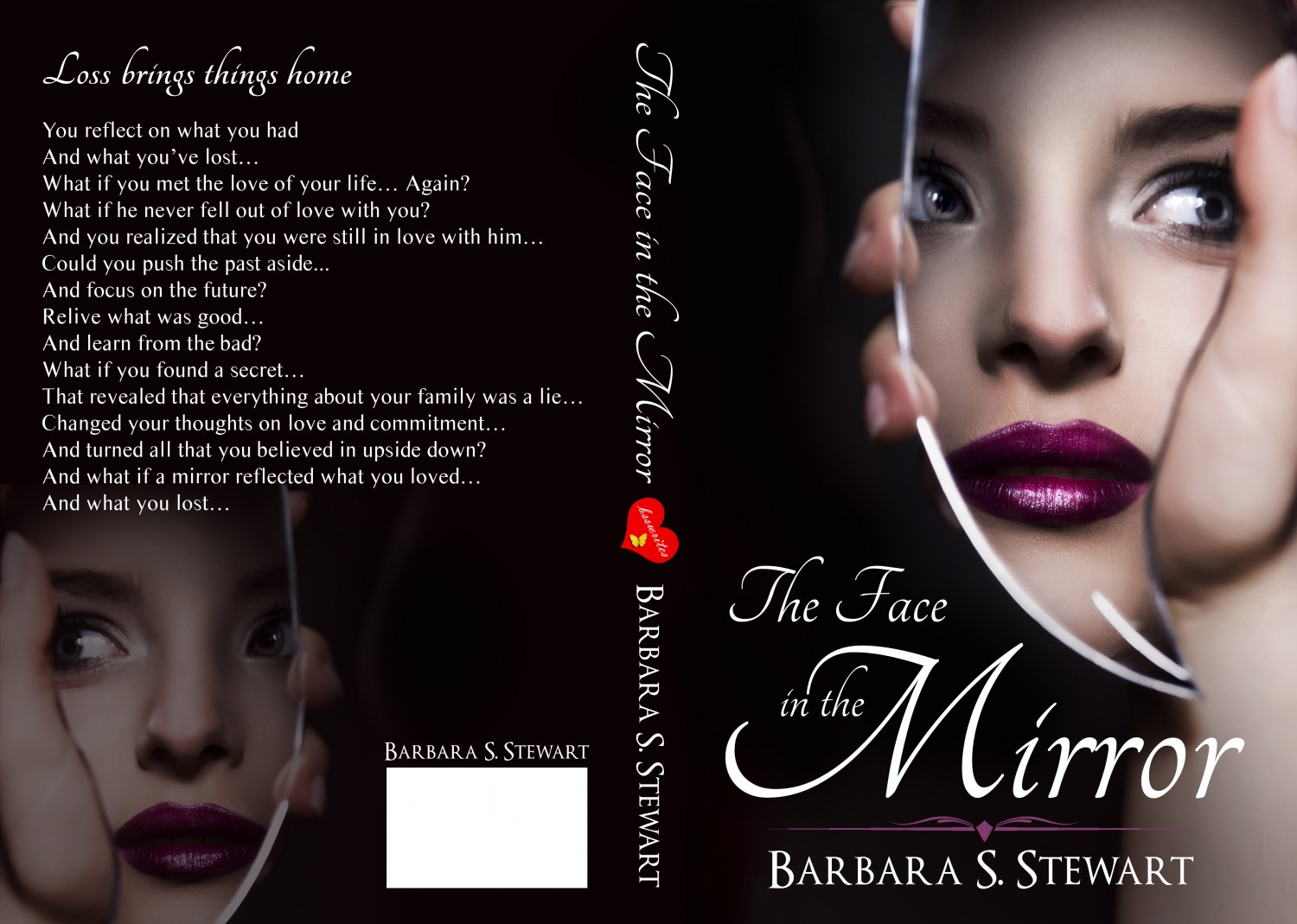 The Face in the Mirror Printable 330 6x9