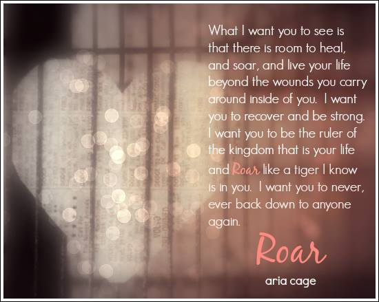 teaser for roar