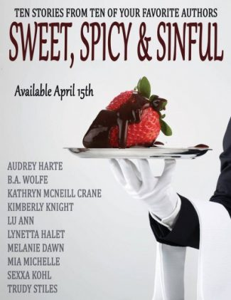 Release Blitz & Giveaway: Sweet, Spicy and Sinful: Anthology