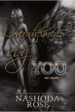 Cover Reveal: Overwhelmed by You (Tear Asunder #2) by Nashoda Rose