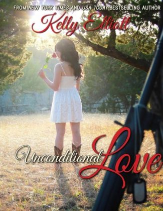 Cover Reveal: Unconditional Love (Wanted, #5)  by Kelly Elliott