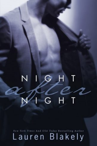 Release Day Launch & Giveaway: Night After Night (Seductive Nights #1) by Lauren Blakely