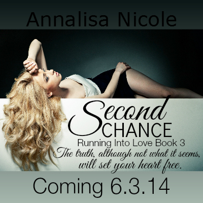 Second Chance Cover Teaser
