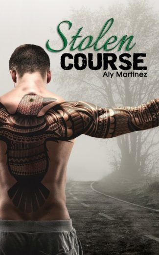 Cover Reveal & Giveaway: Stolen Course (Wrecked and Ruined #2) by Aly Martinez