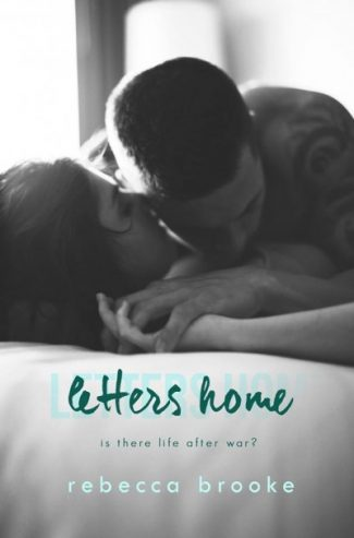 Cover Reveal: Letters Home by Rebecca Brooke