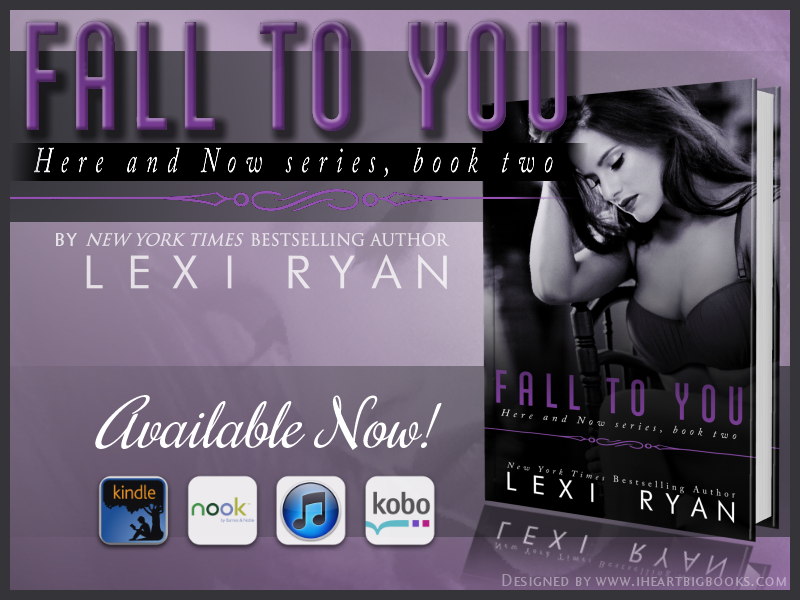 Fall to You Avail Now Banner