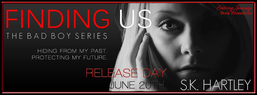 Finding Us Release Banner