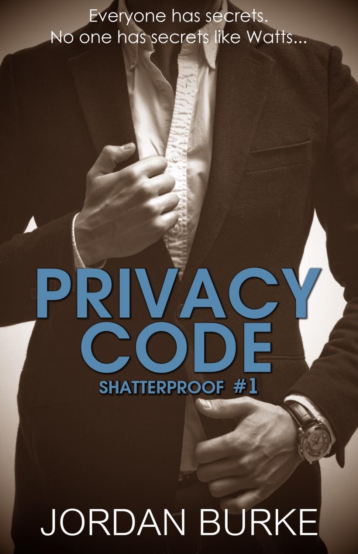 Privacy Code Cover