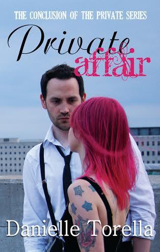 Cover Reveal: Private Affair (Private #3) by Danielle Torella