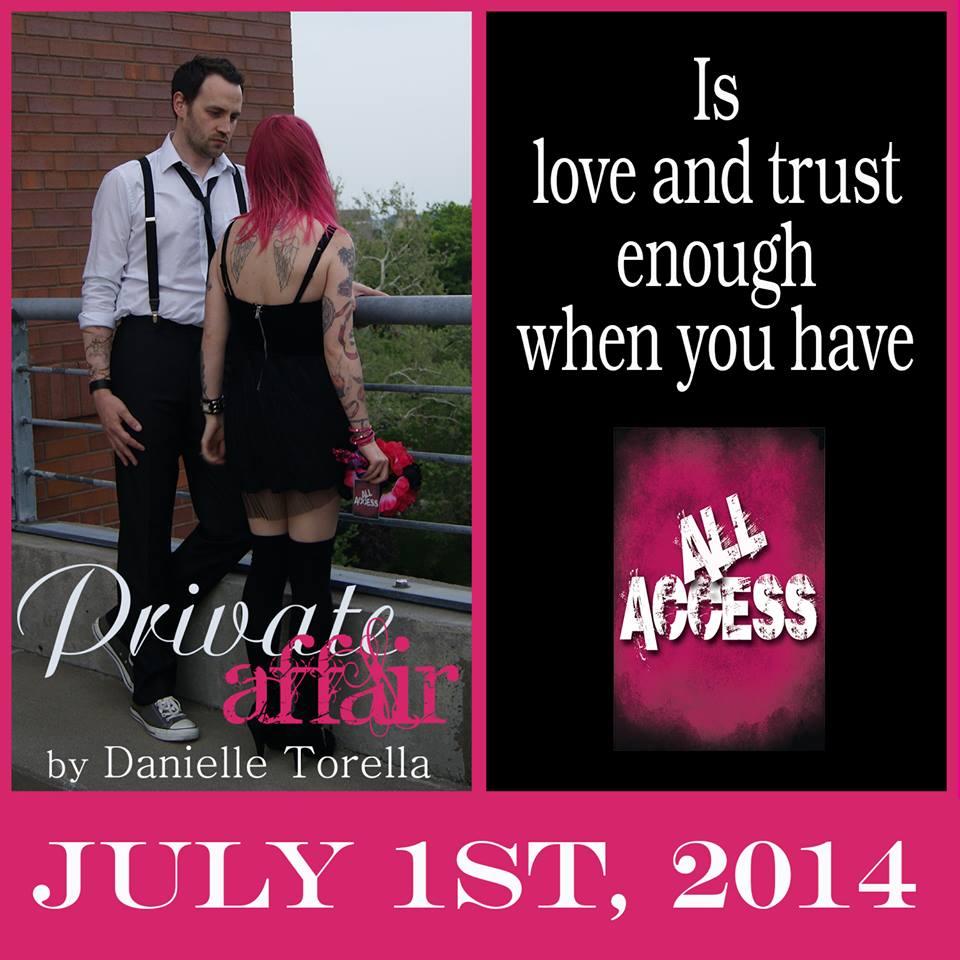 Private Affair Release Announment