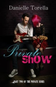 Private Show Cover